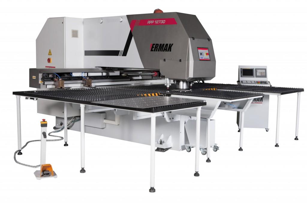 RPP CNC Punch Press / Rotative Punch