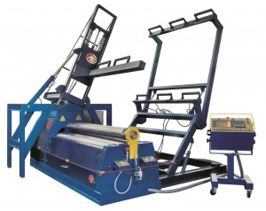 MG Plate Rolls & Plate Rolling Machines