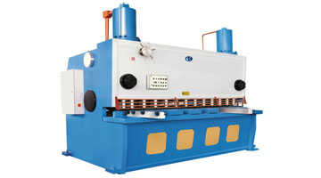 CMF CS Hydraulic Guillotine Shear Line